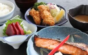 時季のお魚料理御膳